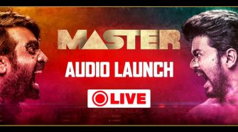 Master Audio Launch Function