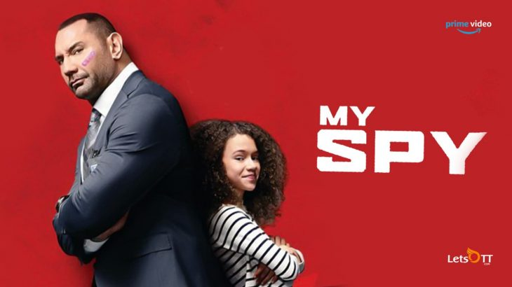 My Spy movie