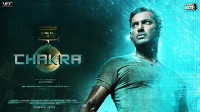 Watch Chakra Movie Online