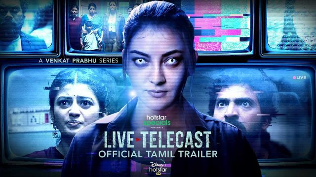 Live Telecast Tamil movie